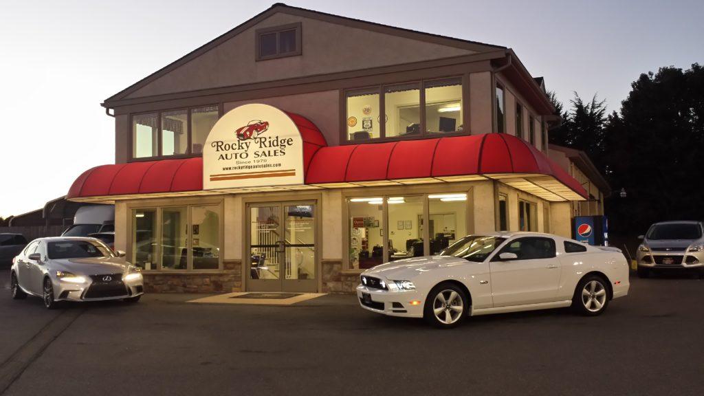 Rocky Ridge Auto Sales in Ephrata, PA